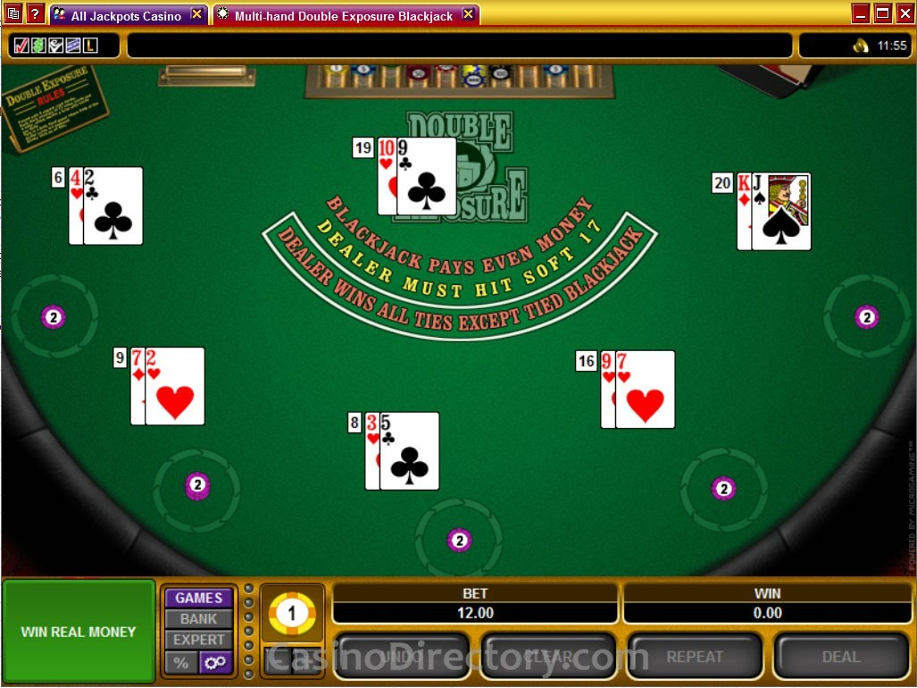 Play Lucky Blackjack | Up to $/£/€400 Bonus | Casino.com