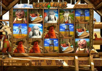 The Lucky Farm Slot Machine - Play this Video Slot Online